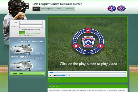 Little League screenshot